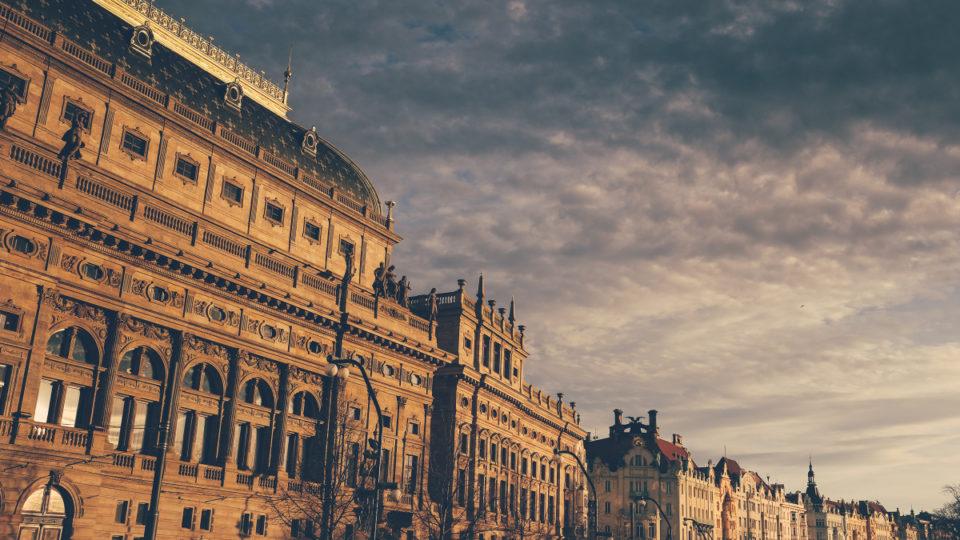 Prosincová odpolední procházka kouzelnou Prahou | © Jsem Jary