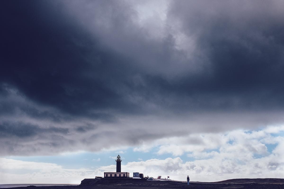 Storm is coming - Fuerteventura   © Jsem Jary
