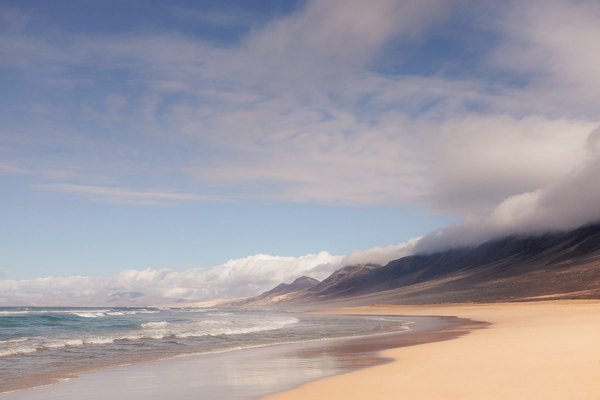 Cofete - Playa de Cofete, Fuerteventura   © Jsem Jary