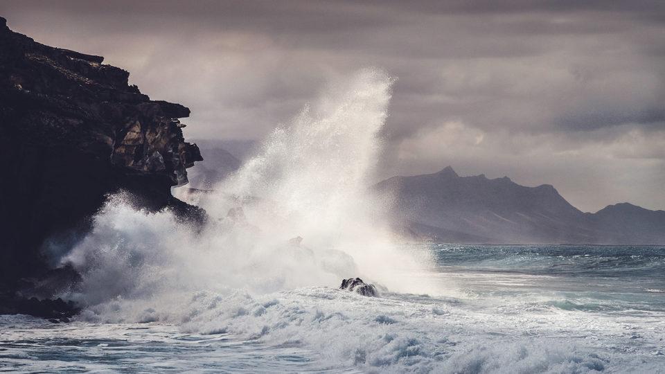 Fuerteventura vlednu | © Jsem Jary