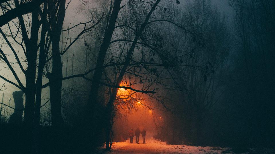 Mlha vŠárce | © Jsem Jary